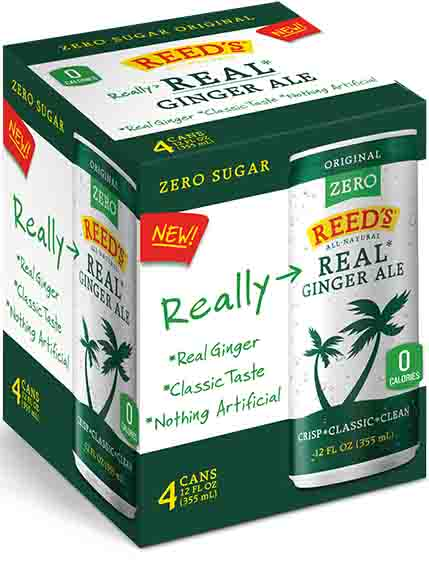 Reed's Original Real Ginger Ale