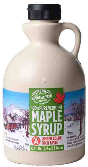 Butternut Mountain Farm Dark Maple Syrup