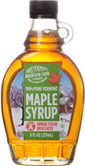 Butternut Mountain Farm Amber Maple Syrup
