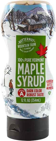 Butternut Mountain Farm Squeeze Maple Syrup
