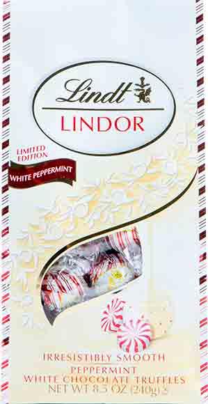 Lindor Holiday Chocolates