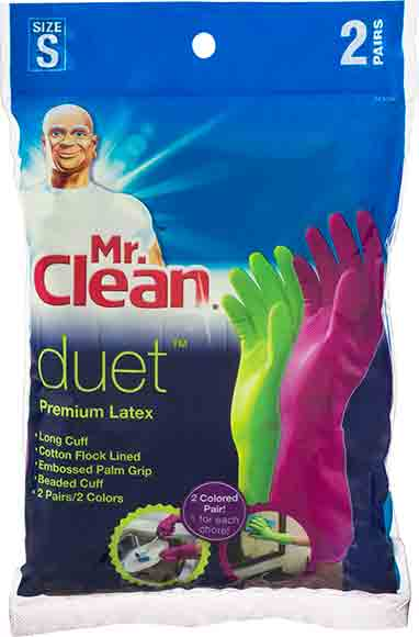 Mr. Clean Duet Gloves