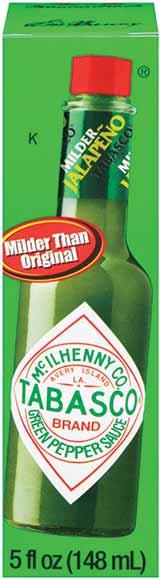 McIlHenny Co. Tabasco Pepper Sauce