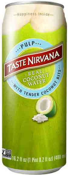 Taste Nirvana CoconutWater