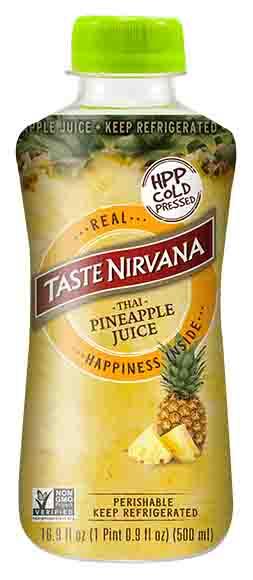 Taste Nirvana Pineapple Juice