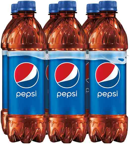 Coca-Cola or Pepsi 6-Packs