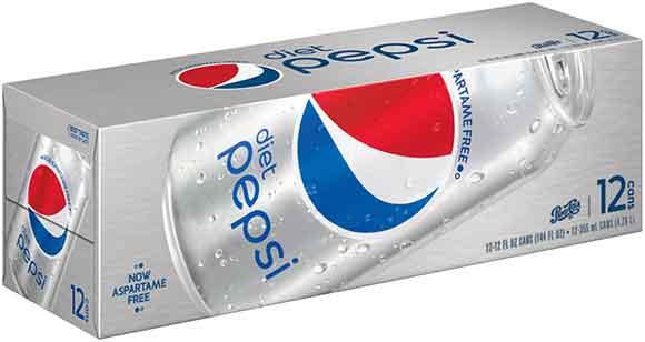 Pepsi 12-Packs