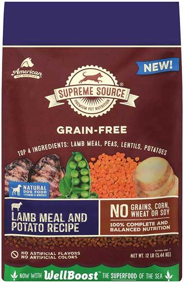 Supreme Source Dog Food
