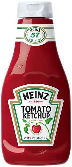 Heinz Ketchup Squeeze