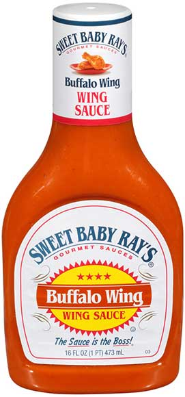 Sweet Baby Ray's Wing Sauce