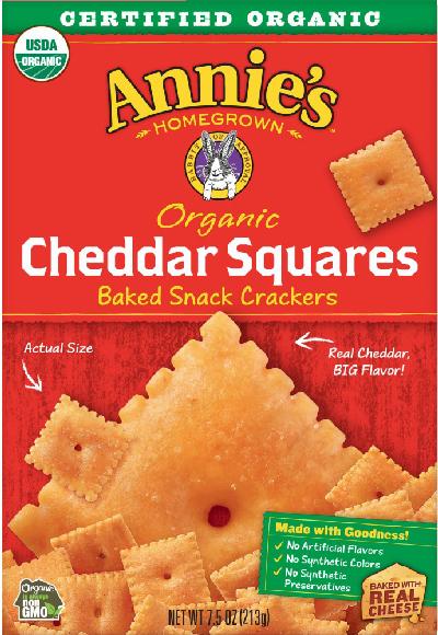 Annie's Cracker Bunnies