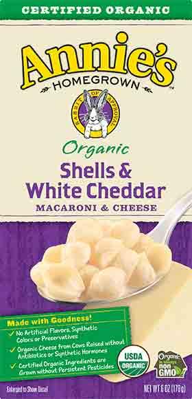 Annie's Organic Macaroni & Cheese