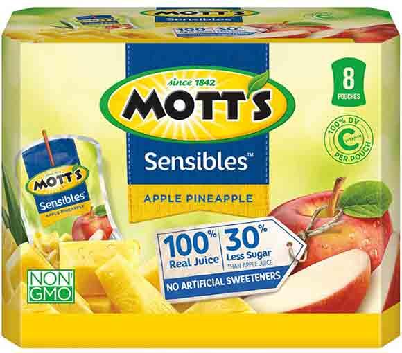 Mott's Juice Pouches