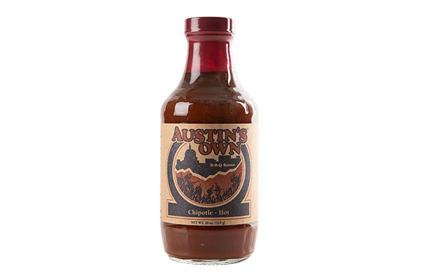 Austin's Own BBQ Sauce