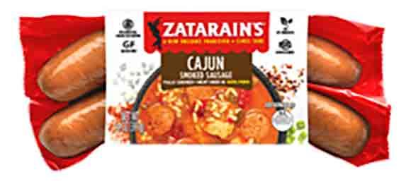 Zatarain's Sausages