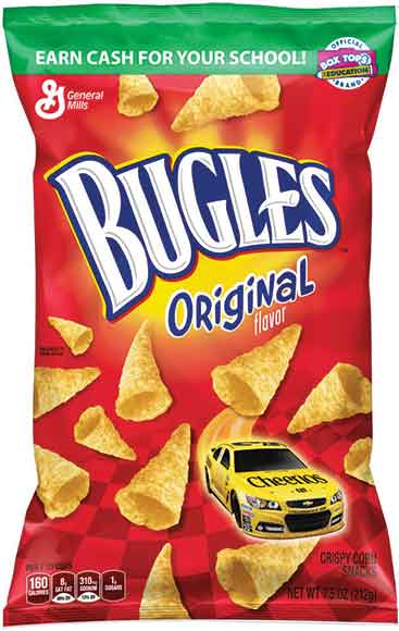 Bugles Corn Snacks