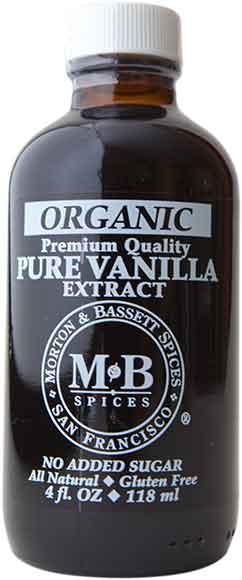 Morton & Bassett Organic Spices