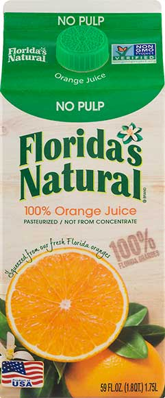 Florida's Natural Juice or Blends