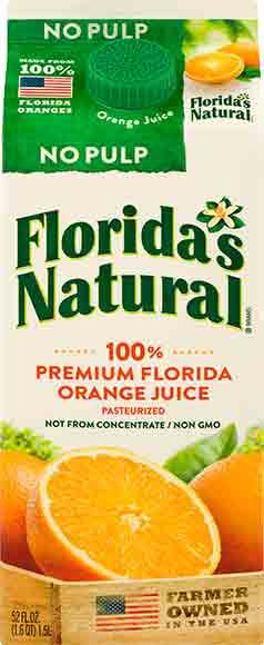 Florida's Natural Orange Juice
