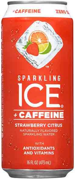 Sparkling Ice +Caffeine