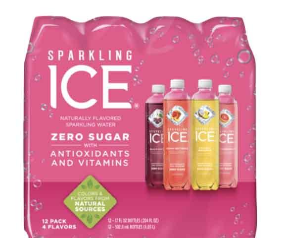 Sparkling Ice Variety 12-Packs