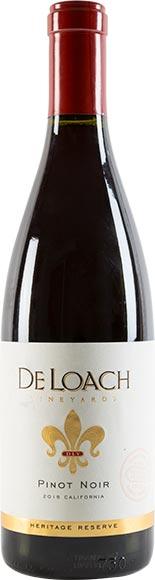 De Loach Chardonnay or Pinot Noir