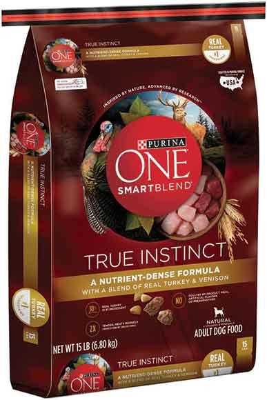 Purina One True Instinct Dry Dog Food