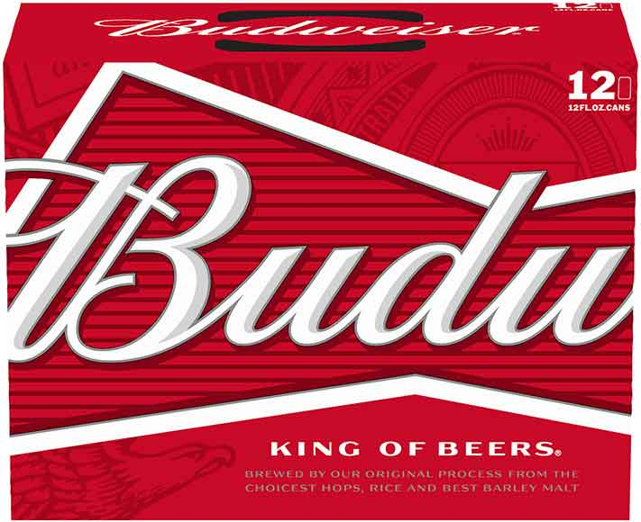 Budweiser 12-Packs