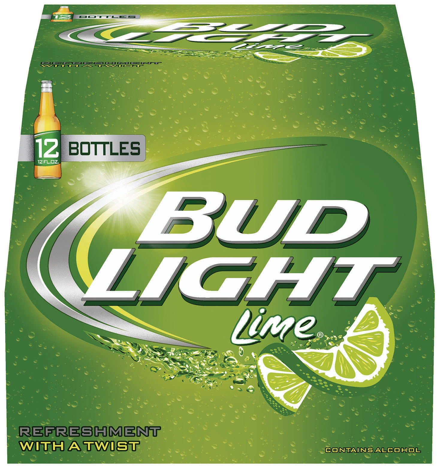 Michelob Ultra, Bud Light Lime, or Beck's 12-Packs