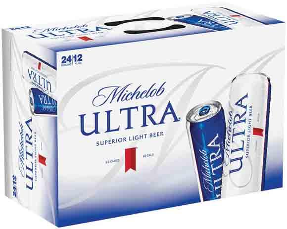Michelob Ultra 24-Packs