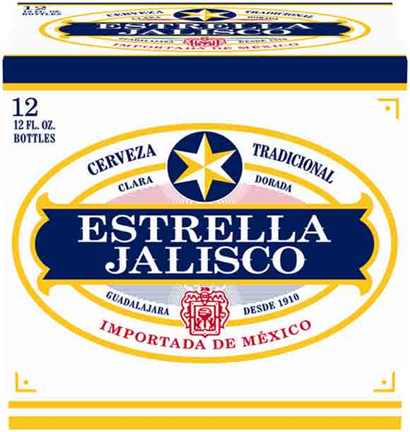 Estrella Jalisco 12-Packs