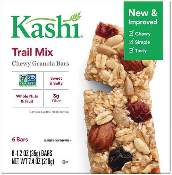 Kashi Bars