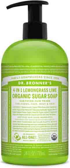 Dr. Bronner's Sugar Soap