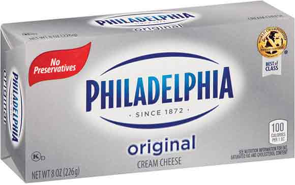 Kraft Philadelphia Cream Cheese