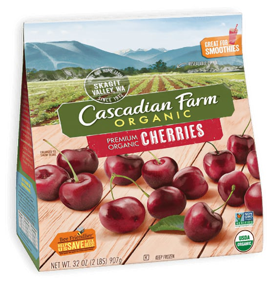 Cascadian Farm Organic Frozen Berries