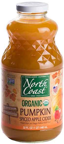 North Coast Pumpkin Spice Apple Cider