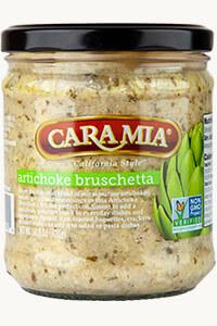Cara Mia Artichoke or TomatoBruschetta