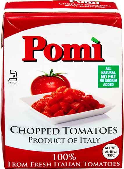Pomì Tomatoes