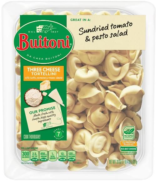 Buitoni Tortellini or Ravioli