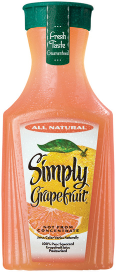 Simply Juice or Cocktail