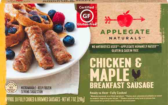 Applegate Farms Sausages