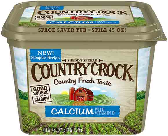Country Crock Margarine Spreads