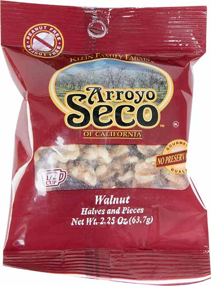 Arroyo Seco Nuts