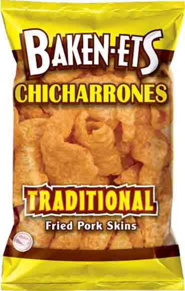 Baken-Ets, Chester's Fries or Sabritones