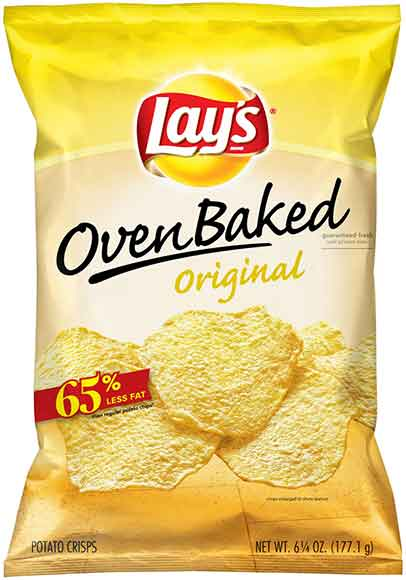 Frito Lay Baked Chips