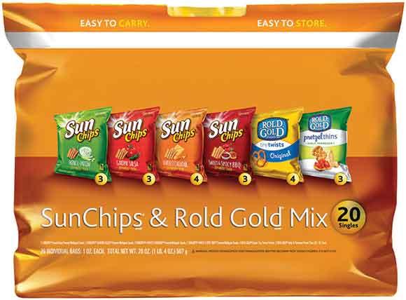 Frito Lay Variety Pack Chips