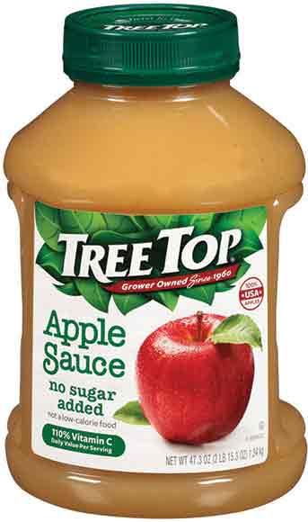 Tree Top Apple Sauce