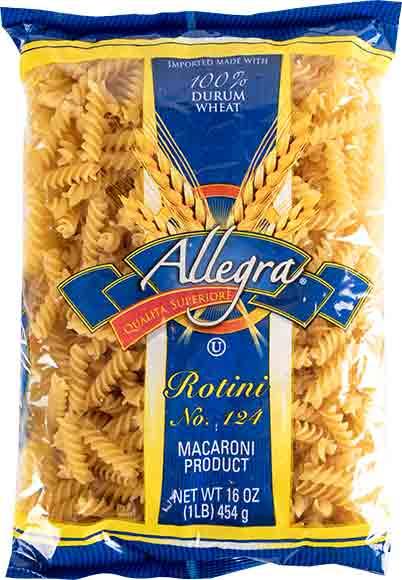 La Moderna Allegra Rotini Pasta
