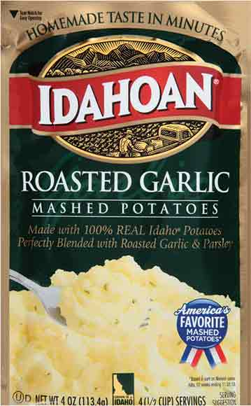 Idahoan Mashed Potatoes Mix