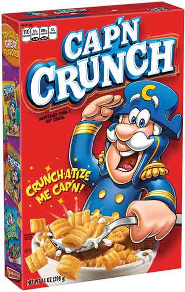 Quaker Cap'n Crunch